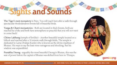 Bhutan Soft Adventure Brochure