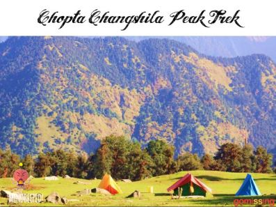 Chopta Peak Trek Brochure