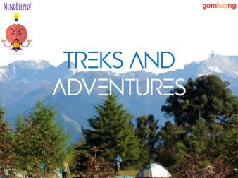 Treks and Adventures Booklet